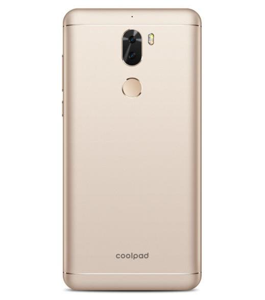 Coolpad Cool Play 6は背面の上部中央にタッチ式の指紋認証ユニットを搭載しています。