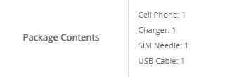 Lenovo S5には保護ケースや保護フィルムは付属していません。