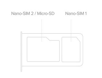 [UMIDIGI One]と[UMIDIGI One Pro]はDSDV使用時にMicroSDが利用できなくなる
