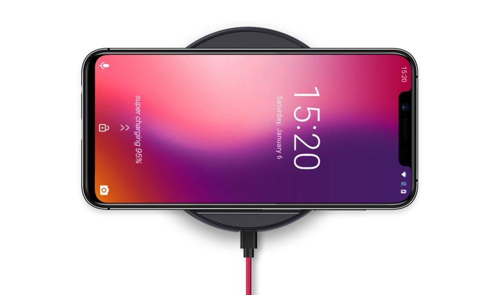 UMIDIGI One Proは15Wのワイヤレス充電に対応しています!