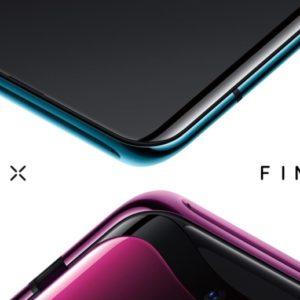 OPPO Find X(Snapdragon 845)の実機AnTuTuベンチマークスコア