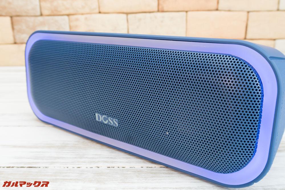 DOSS SoundBox Proは防水仕様
