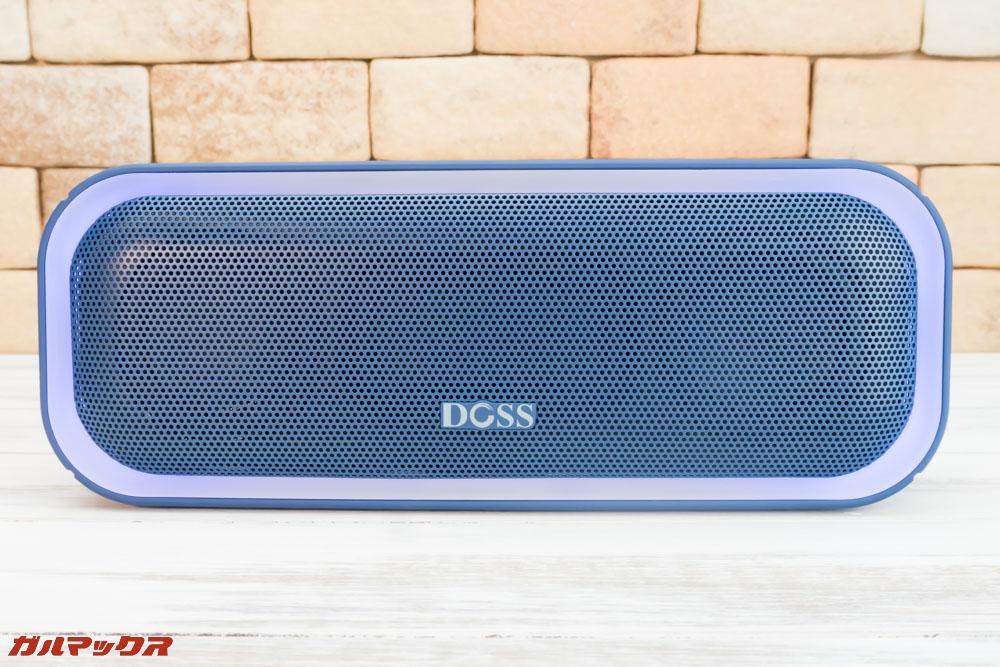 DOSS SoundBox Proはホワイトノイズが小さい