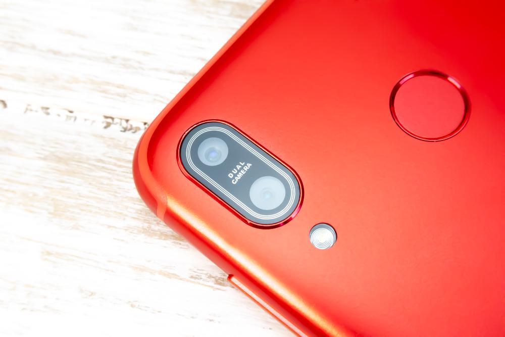 ZenFone Max M1は超広角撮影ができるデュアルカメラを搭載しています。