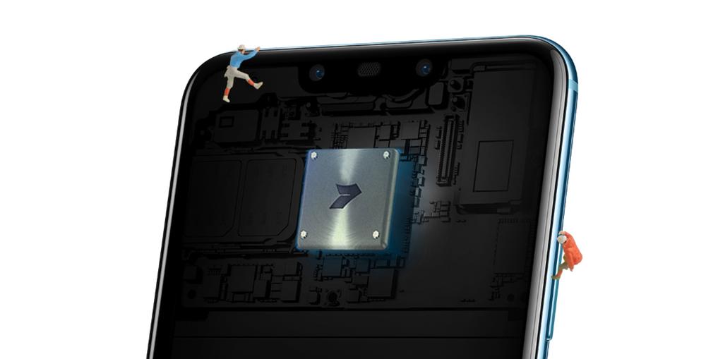 Huawei nova 3はSoCにKirin 970を搭載するハイエンドスマートフォン