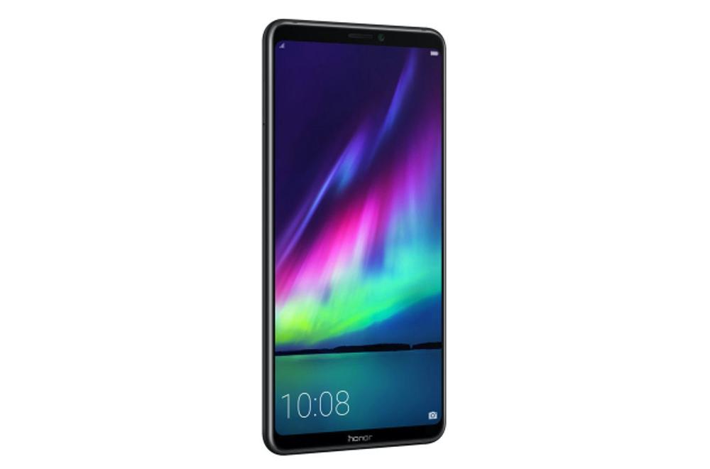Huawei Honor Note 10のディスプレイはノッチのないタイプ