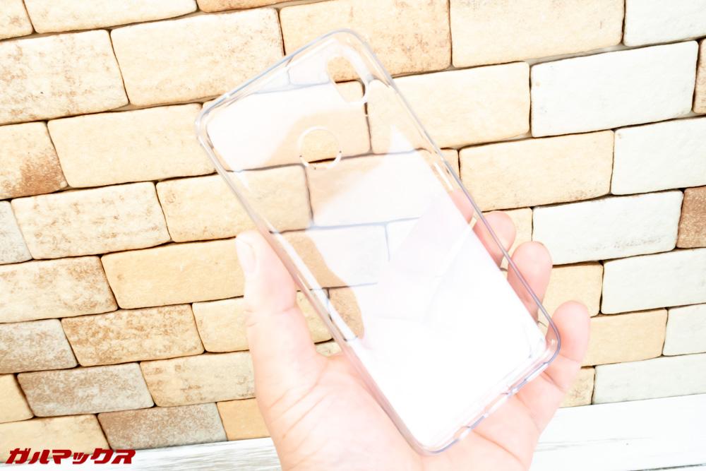 Huawei nova 3のは保護ケースが付属!