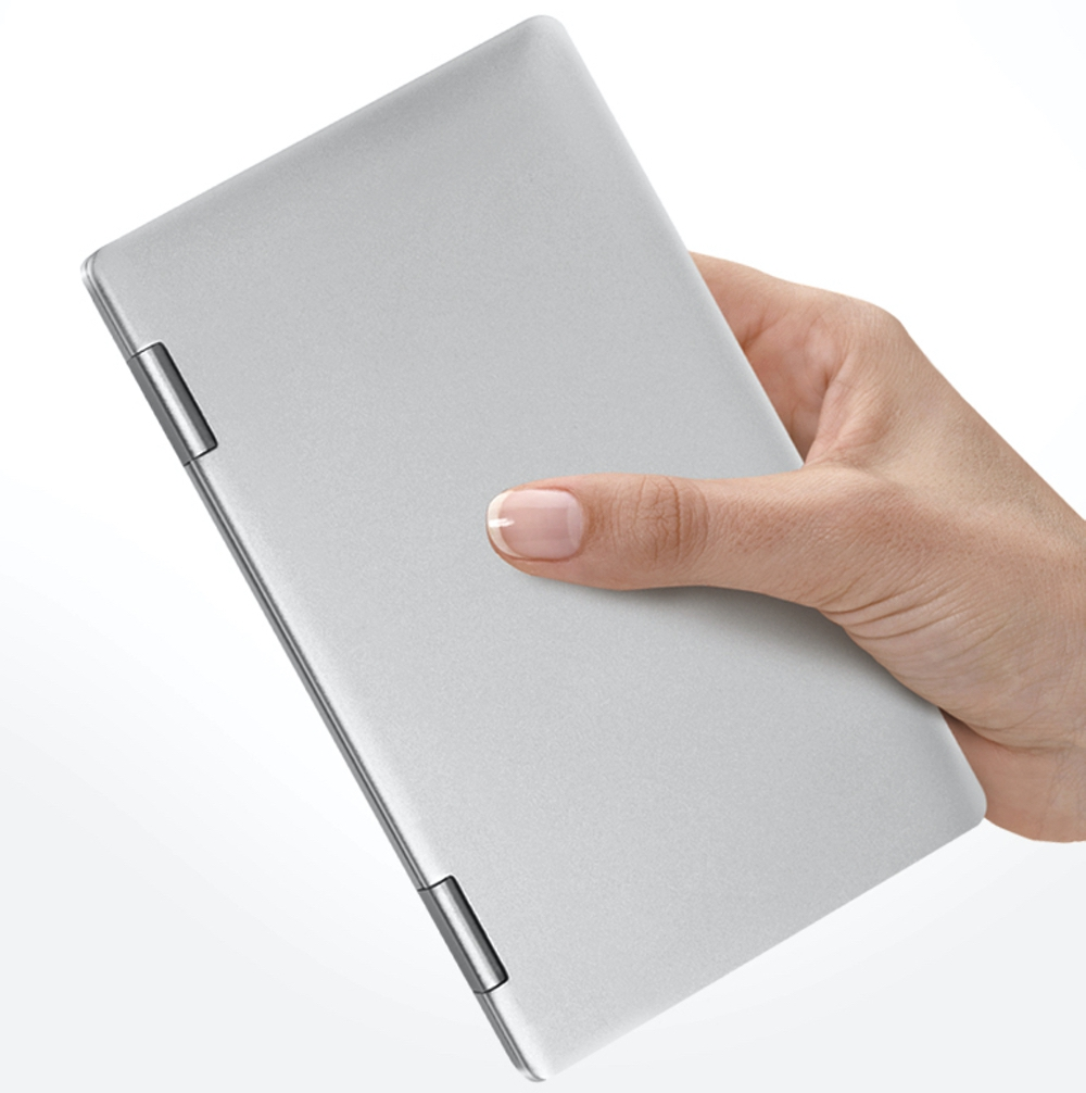 One Netbook One Mix 2は7型のコンパクトなボディーが魅力的