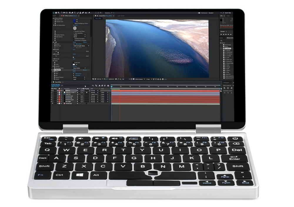 また、メモリーも大容量な8GBを搭載しているのでマルチタスク処理にも強い!のキーボードはUS配列なのでローマ字入力必須