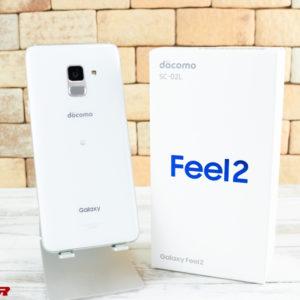 Galaxy Feel2(SC-02L)/メモリ4GB(Exynos 7885)の実機AnTuTuベンチマークスコア