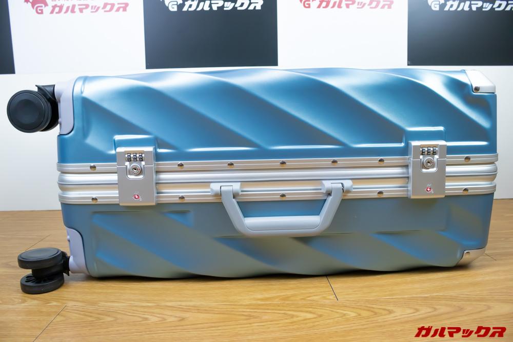 Moriouスーツケース