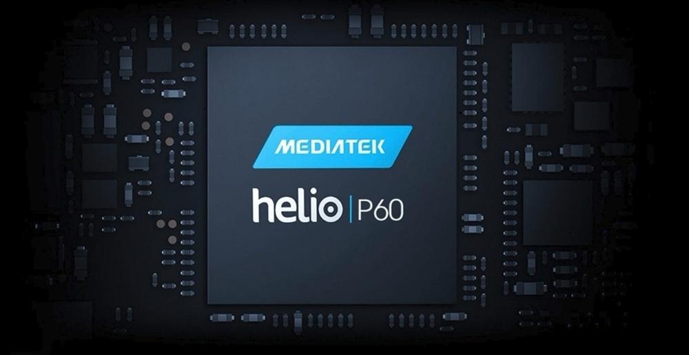 Elephone A5はHelio P60を搭載。