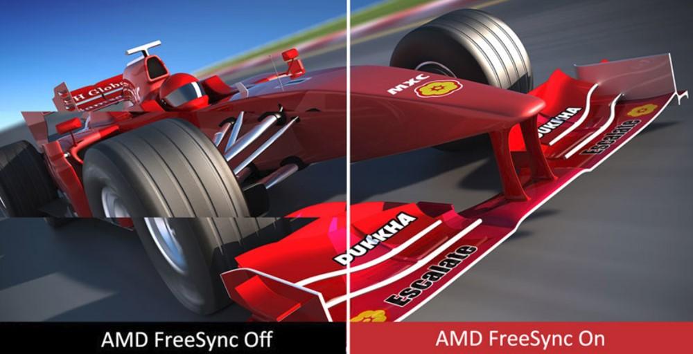 VX3211-4K-MHD-7はAMD FreeSync対応