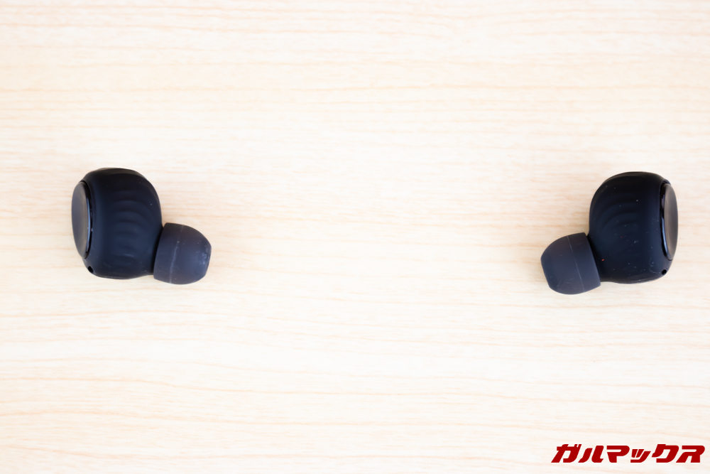 Fozento FT16は装着時も周囲の音が聞き取れるASM機能を搭載しています。