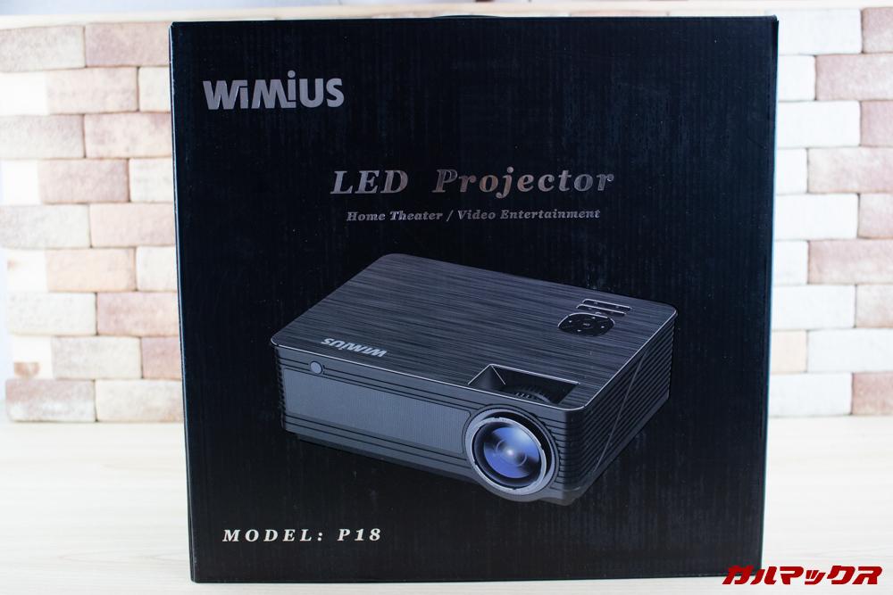 WiMiUS P18