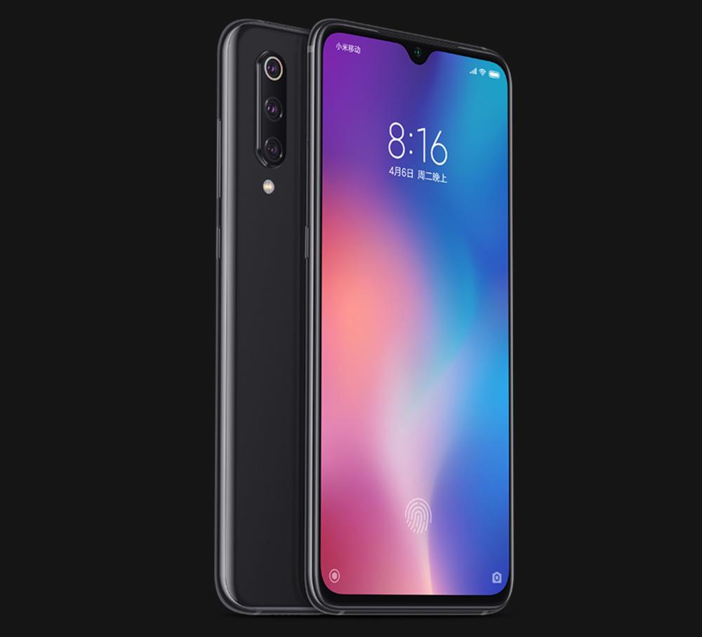 Xiaomi Mi 9のブラック