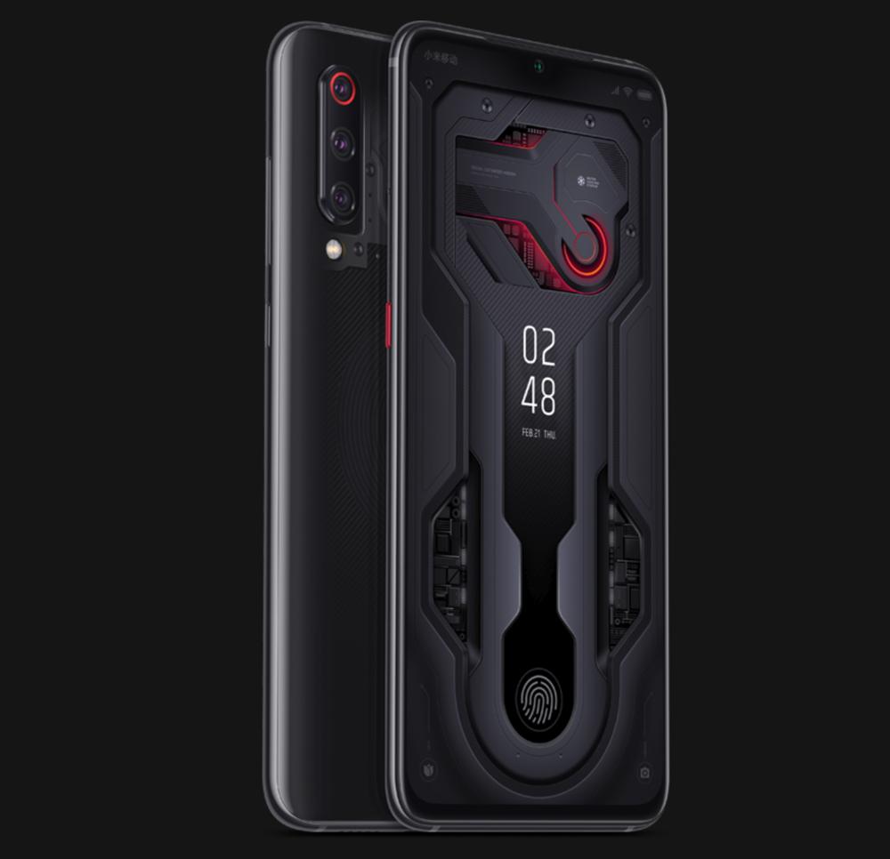 Xiaomi Mi 9の最上位モデルのクリア