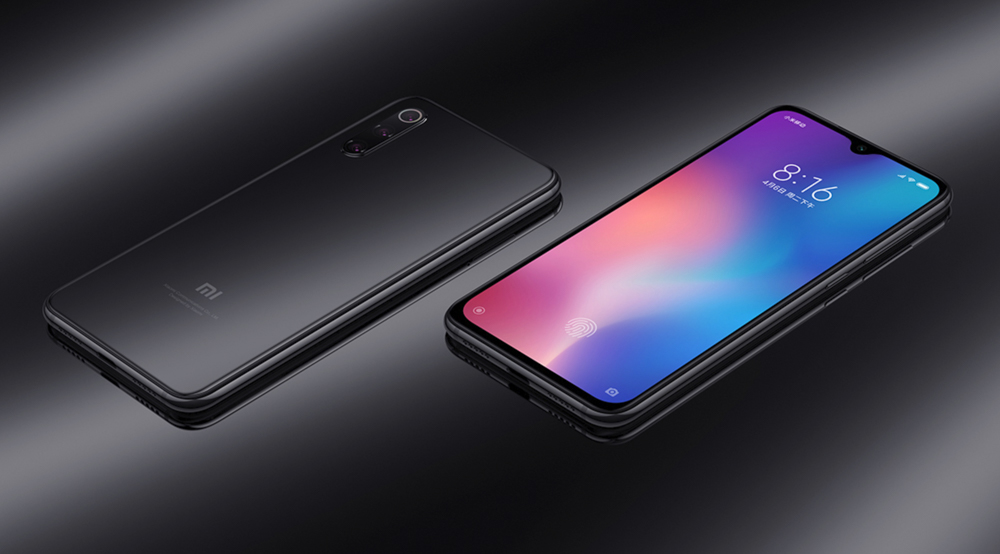Xiaomi Mi 9 SEのブラック