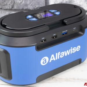Alfawise S420レビュー。災害時の停電問題は60000mAhのポータブルバッテリーで対策
