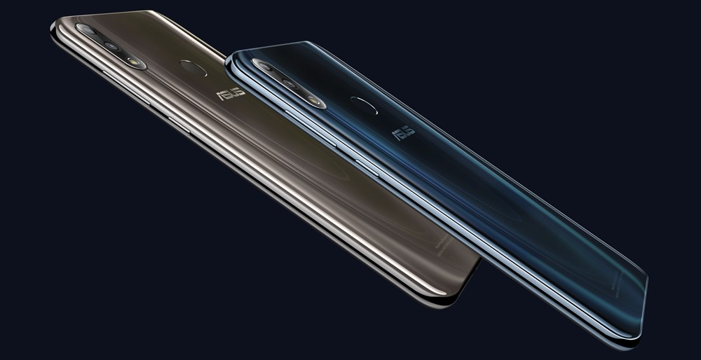 ZenFone Max Pro (M2)のカラーは2種類から選べる