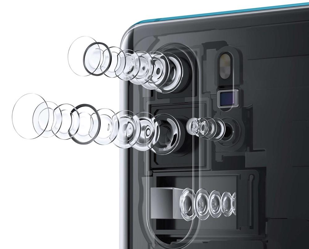 HUAWEI P30 ProはLEICA監修レンズを備える4カメラを搭載します。