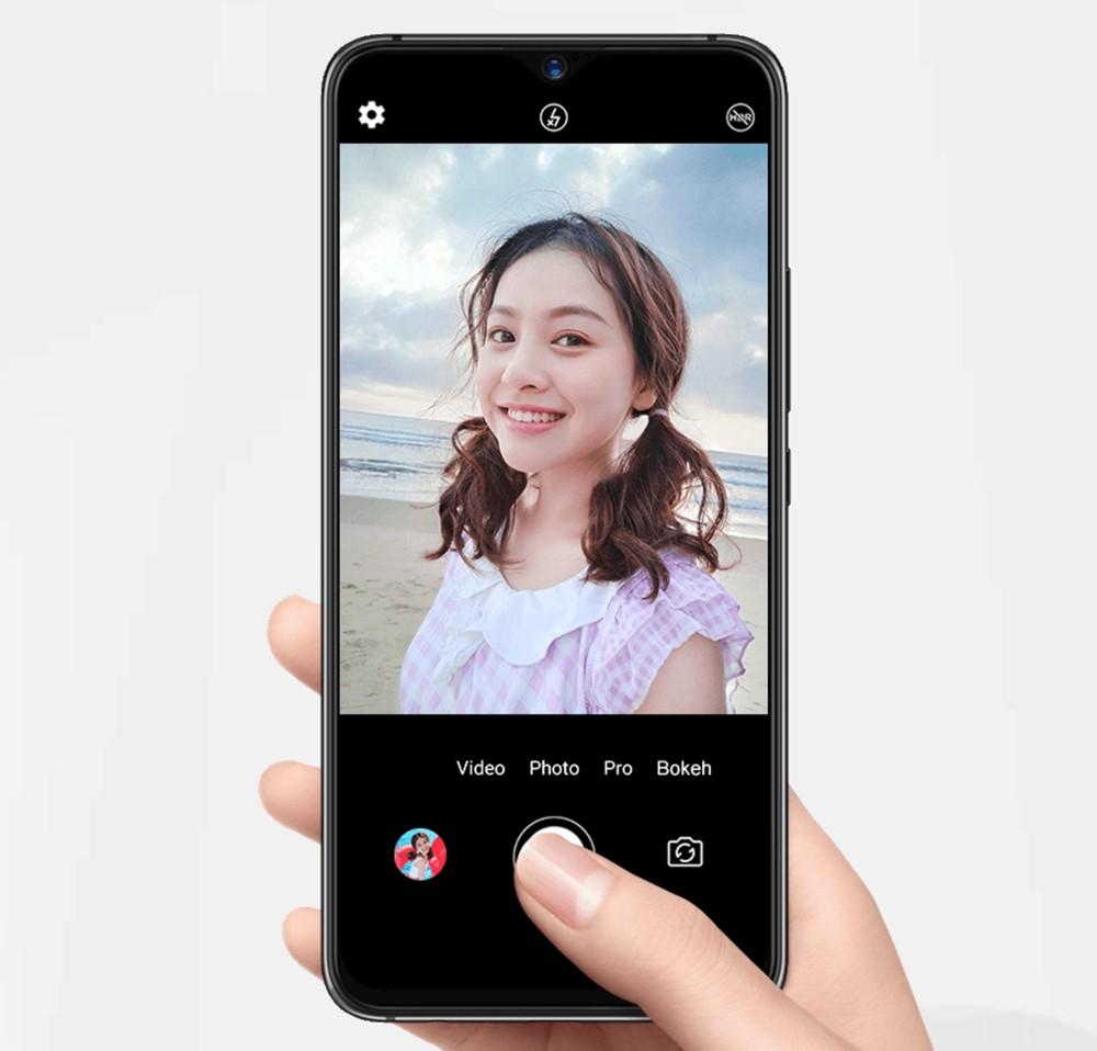 UMIDIGI S3 Proはインカメラも2000万画素カメラを搭載しています。