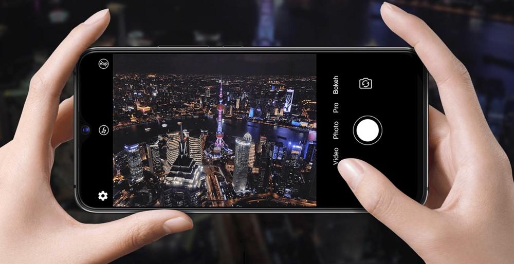 UMIDIGI S3 Proのメインカメラは暗所でもノイズの少ない写真が撮影可能です。