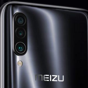 Meizu 16Xsはトリプルカメラ、SD675を搭載