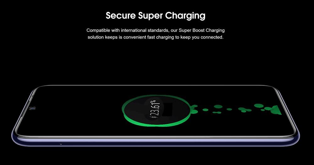 Elephone A6 miniのバッテリーは特段長けているとは言えません。