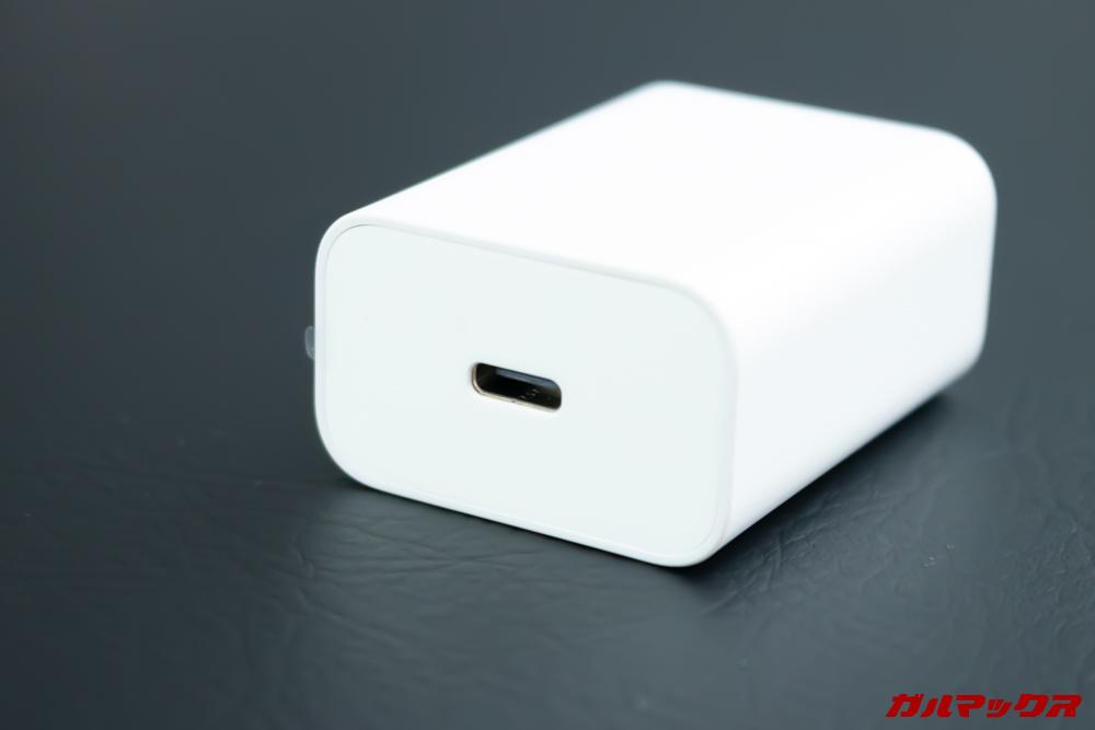 Google Pixel 3a/3a XLの付属充電器もケーブル端子はUSB-C
