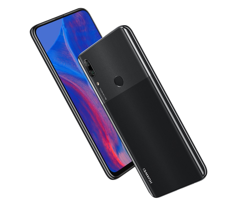 Huawei P smart Zのブラック