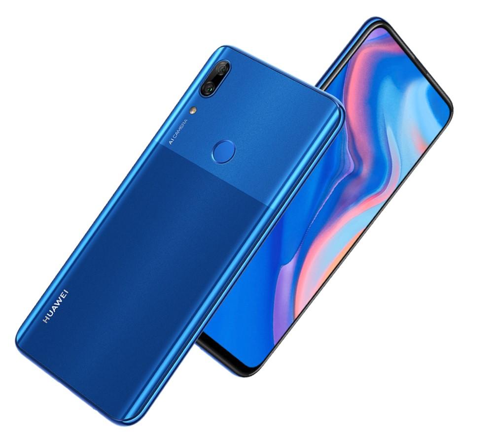 Huawei P smart Zのブルー