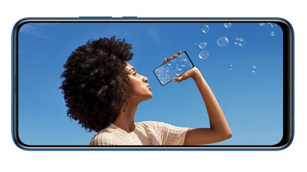 Huawei P smart Zはノッチレス大画面を搭載。