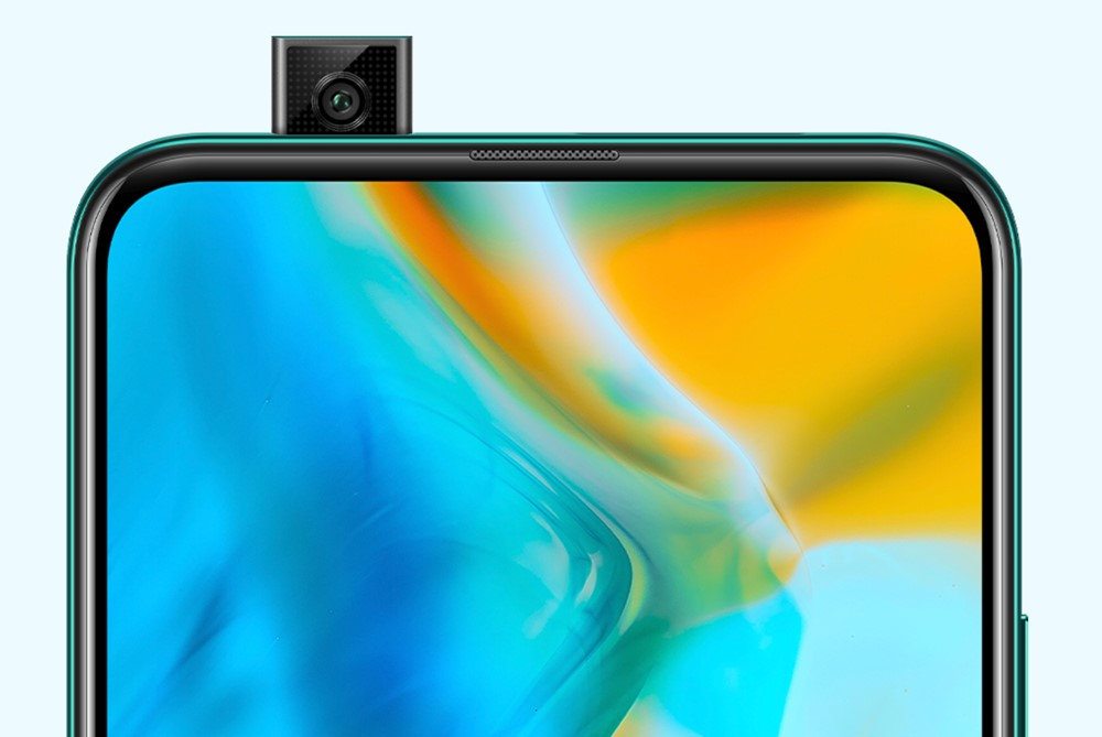 Huawei P smart ZはHuawei初のポップアップ式カメラを採用