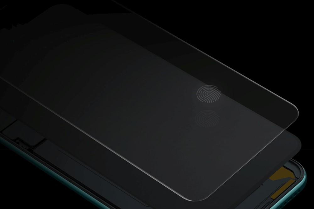 Lenovo Z6 Proは画面内蔵指紋センサーを搭載