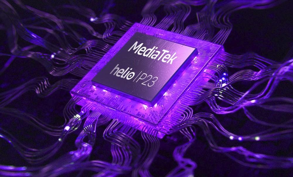 UMIDIGI A5 ProはHelio P23の低クロック版を搭載。