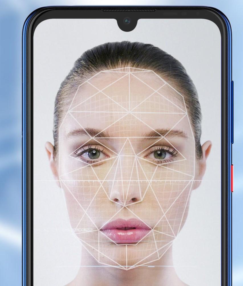 ZTE Blade A7は顔認証に対応しているけど指紋認証は非対応