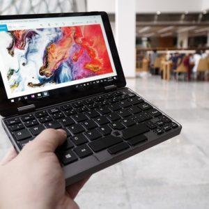 [UMPC]CHUWI MiniBookがINDIEGOGOに登場!数量限定のローンチ特別価格!