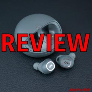 これぞ完全ワイヤレス!Qi充電対応Bluetoothイヤホン「AUKEY Key Series EP-T10」レビュー!