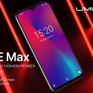 UMIDIGI One Max(Helio P23)の実機AnTuTuベンチマークスコア