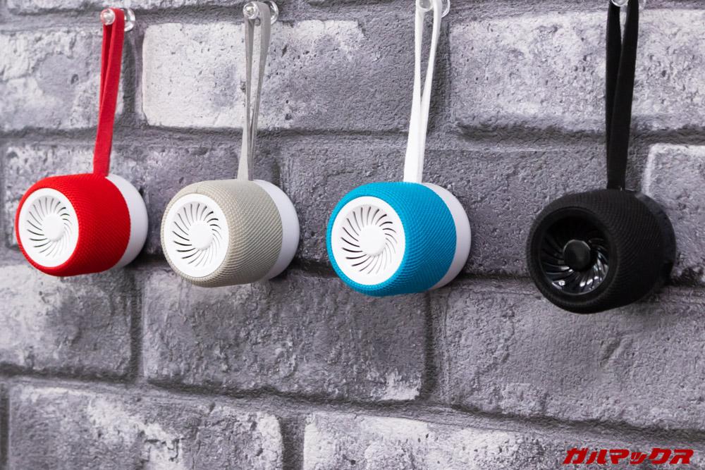 KiWi Q1は小型で軽量なので壁に簡単に取り付けられるのがGood。