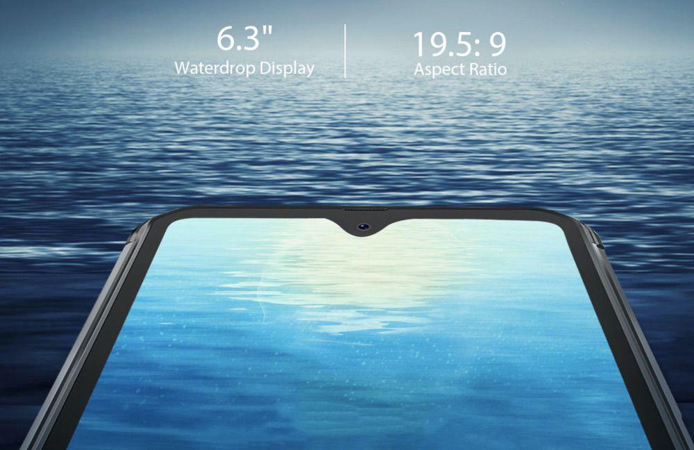 Blackview BV9100はタフネススマートフォンだけれど画面解像度が高く美しい映像を堪能することが出来る。