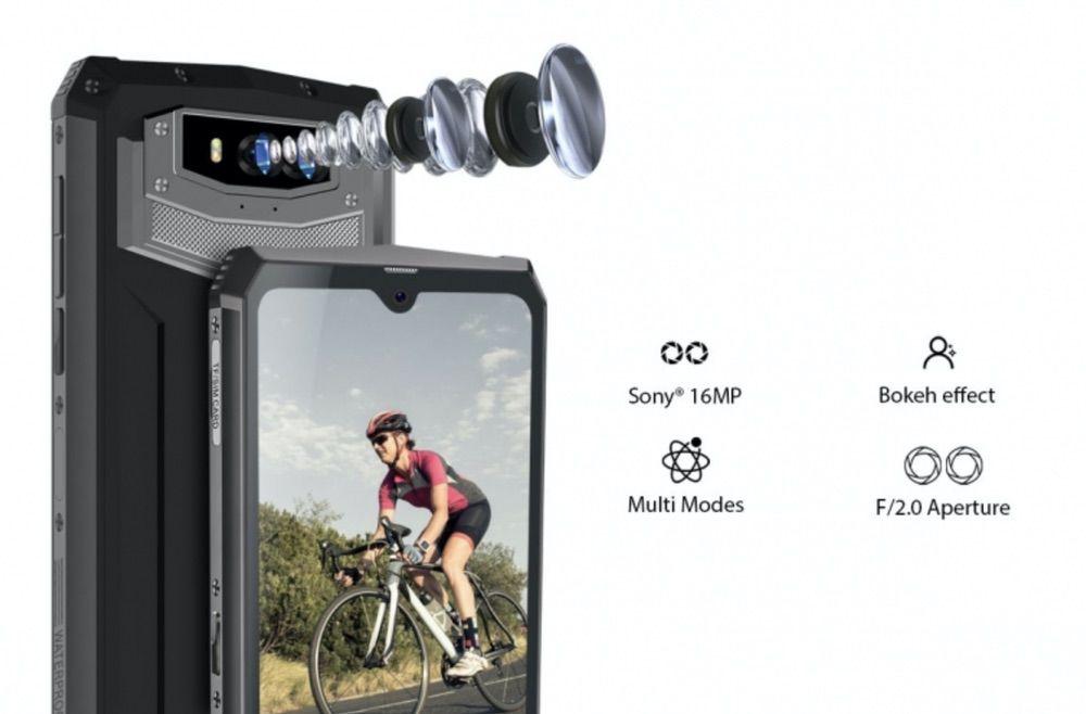 Blackview BV9100はソニーセンサーを採用したデュアルカメラを搭載