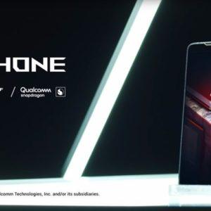 ROG Phone/メモリ8GB(Snapdragon 845)の実機AnTuTuベンチマークスコア
