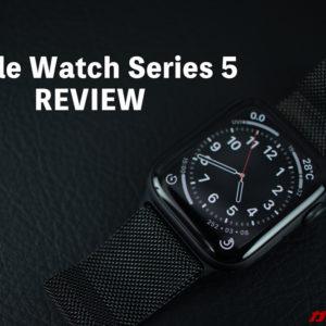 Apple Watch Series 5のレビュー。使って感じた良いところ・イマイチなところ
