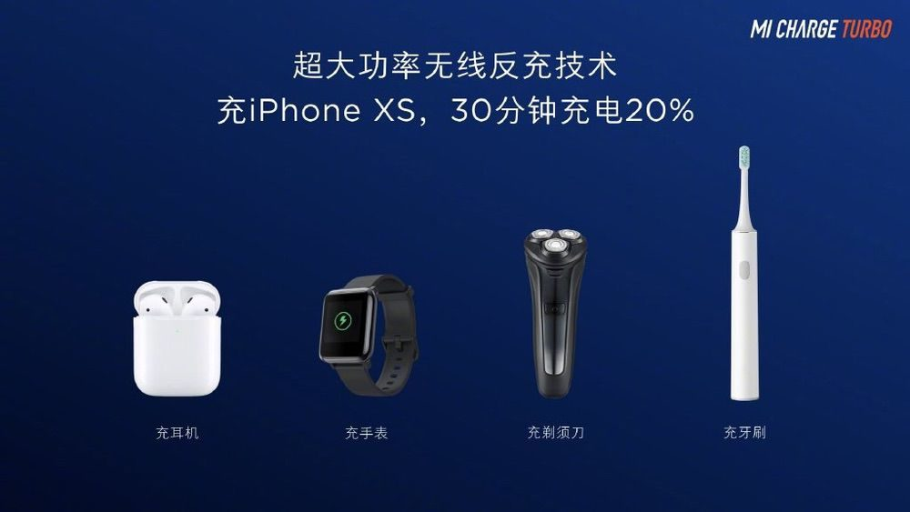 Xiaomiのプレゼンシート5