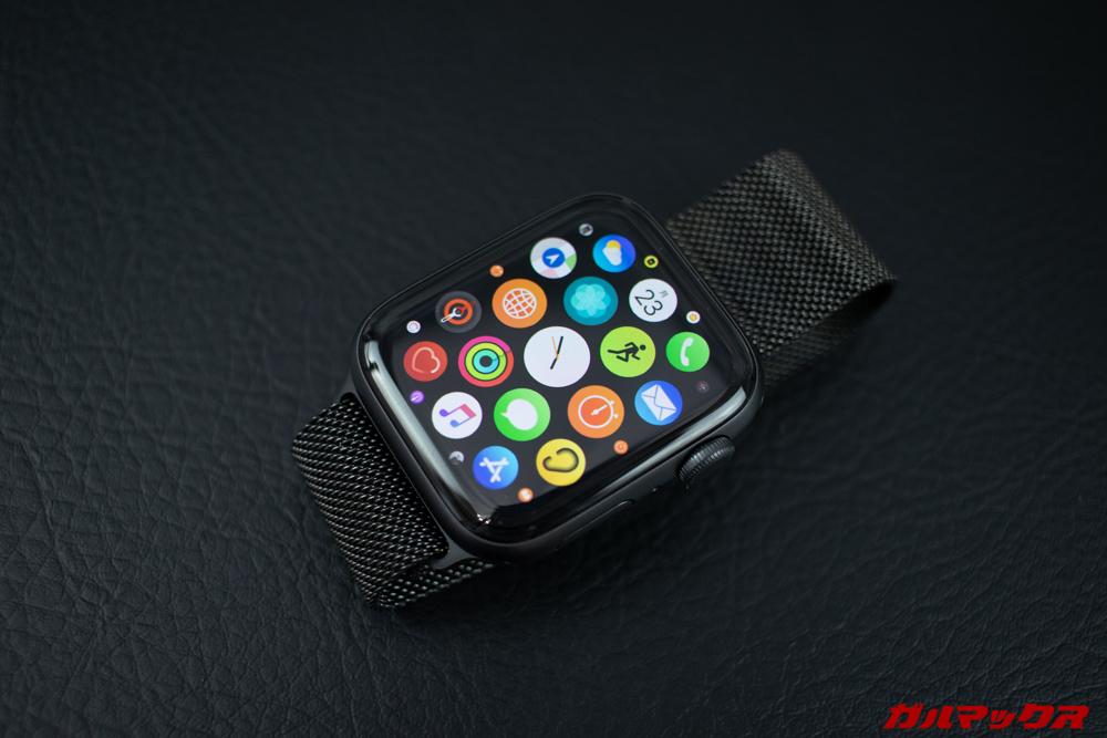 Apple Watch Series 5の処理性能は4と変わらないらしい