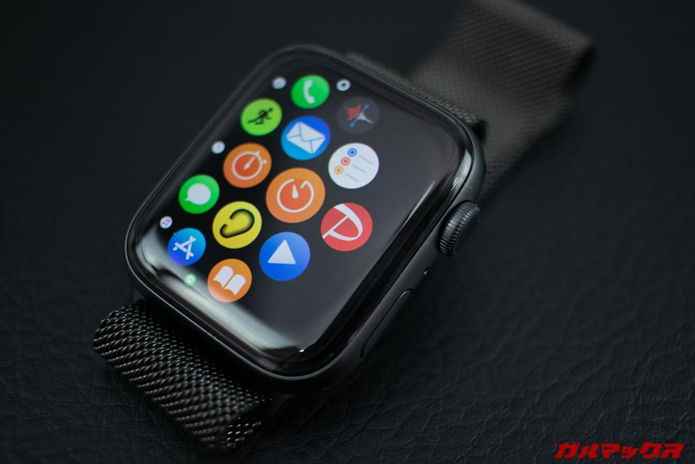Apple Watch Series 5はPayPayが利用できる。