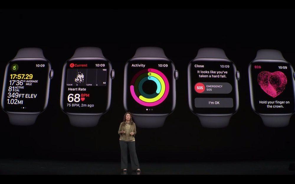 Apple Watch Series 5プレゼン2