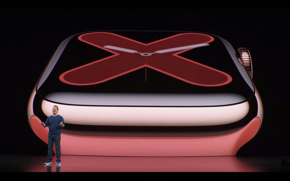 Apple Watch Series 5プレゼン1